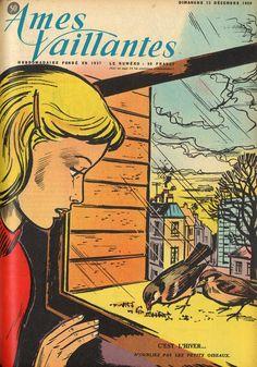Journal Âmes Vaillantes (13 décembre 1959)