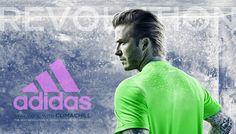 Adidas ad of Becks - Drew Miller