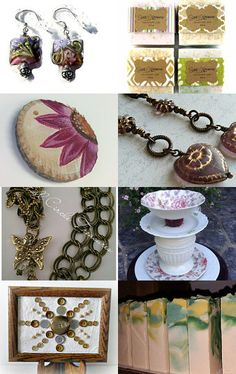 Gifts For All Occasions by Elsie's Creative Designs by Lisa Cook on Etsy--Pinned with TreasuryPin.com