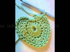 """Perfect Crochet Heart Pattern"""