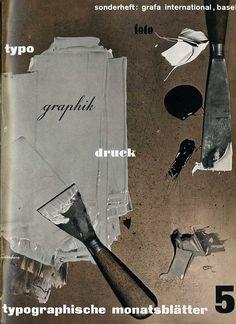 TM Typographische Monatsblätter, issue 5, 1936