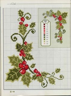 Thrilling Designing Your Own Cross Stitch Embroidery Patterns Ideas. Exhilarating Designing Your Own Cross Stitch Embroidery Patterns Ideas. Xmas Cross Stitch, Cross Stitch Borders, Cross Stitch Flowers, Cross Stitch Charts, Cross Stitch Designs, Cross Stitching, Cross Stitch Embroidery, Embroidery Patterns, Cross Stitch Patterns