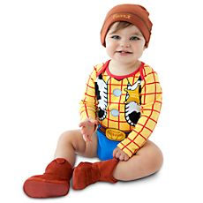 Woody Disney Cuddly Bodysuit Collection--- omg this is soooo freakin adorable!