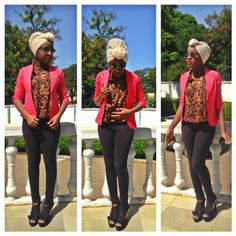 Submission: Feeya Member of the Turbanista Team - Thank you for sharing your headwrap style!  - http://beautyofscarves.tumblr.com/ - Instagram @_feeeya