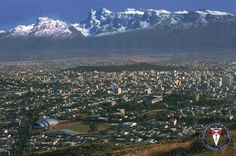 Cochabamba, Bolivia - Not because I was born here but the most beautiful place in the world...I can reach the stars!!