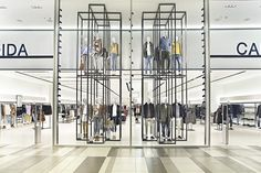 CANDIDA store by Christopher Ward, Foggia – Italy » Retail Design Blog