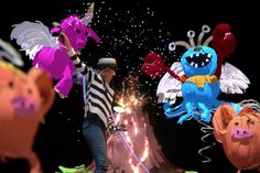 Google's Tilt Brush Film Shows You Where Art Is Headed in the Age of Virtual Reality - Video - Creativity Online
