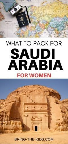 Saudi Arabia Packing List for women! A former Saudi expat shares what you can ACTUALLY WEAR when you visit Saudi Arabia as a woman. Asia Travel, Solo Travel, Eastern Travel, Travel Abroad, Travel With Kids, Family Travel, Family Vacations, Travel Guides, Travel Tips