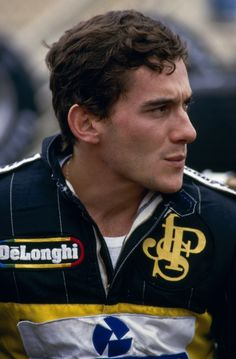 Senna in Adelaide, Australia.   Awesome racer. Never would have heard about him except for Chris!