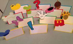He encontrado este interesante anuncio de Etsy en https://www.etsy.com/es/listing/207067231/12-mickey-mouse-clubhouse-themed-food