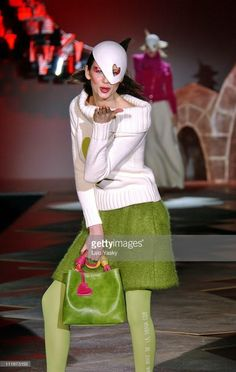 Agatha Ruiz de la Prada  Fall/Winter 2004 Madrid