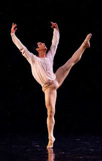 """Marcelo Gomes in """"King of the Dance"""" 2011 © Doug Gifford"""