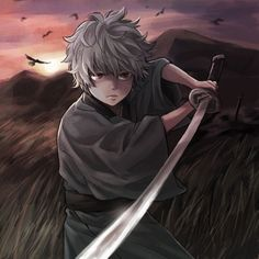 Gin when he was a child.