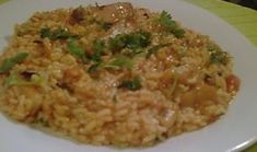 Cuttle Fish Risotto