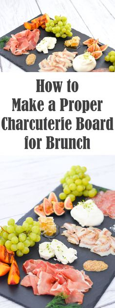 Get the list of meats and cheese to put on your charcuterie board. A butcher shares his favorite combinations of cured meats, creamy cheese, and the perfect accompaniments!