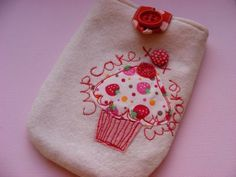 How to sew a cute phone pouch
