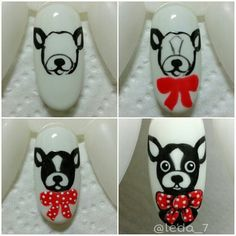 #nails Nails & Co, Diy Nails, Swag Nails, Holiday Nails, Christmas Nails, Simple Nail Designs, Nail Art Designs, Animal Nail Art, Glamour Nails