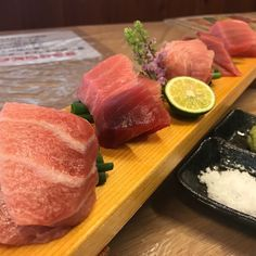 VENUE: SUZUTOKU AT MORIOKA MEET UP: MORIOKA STATION. CHARGE: 25,000JPY- / person CORE TIME: 11:00 am- 2:30 pm (But Flexible) ACCESS: From Tokyo Station to Morioka Station, please take 3 hours 30 minutes by Shinkansen. ABOUT Morioka: Iwate Morioka-city VALUE: Pick your Up / Famous historical coffee shop / Old fish restaurant / Fish demolition show / Experience using a Japanese knife / Sushi Making Experience