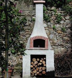 Outdoor pizza oven, amazing!  #ThursdayMarket