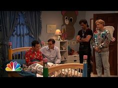 """Oh my word I love this!!! The Men Of """"Full House"""" Reunited To Help Jimmy Fallon With His Nightmares"""