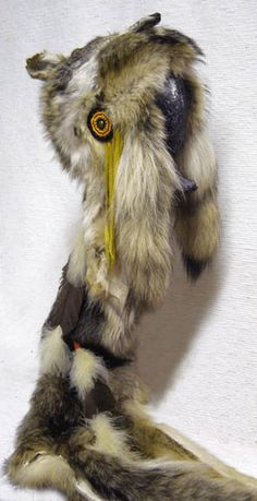 » Native American Made Medicine Man Headdress   Under One Nation Tribe Trading Post