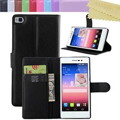 Huawei P8 Case Cover, AMASELL Premium PU Leather Flip Wal... http://www.amazon.com/dp/B01EQSZSO4/ref=cm_sw_r_pi_dp_XcBhxb12HG4DE