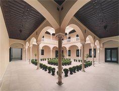 Le musée Picasso à Malaga, Espagne