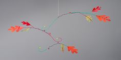 Kinetic sculptures & art mobiles by Patty Sgrecci