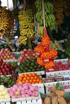 Aluthgama Market - Sri Lanka