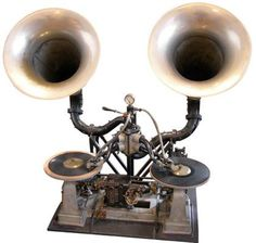 First DJ Mixer first created film company Gaumont in 1910.