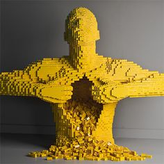 Art of the Brick: Nathan Sawaya's LEGO Solo Show in New York