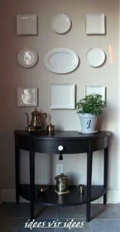 Love this chic design Via Idees vir idees