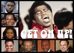 Video: Get On Up (@GetOnUpMovie) » Official Trailer [James Brown Biopic]