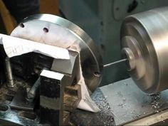 Lathe Workshop for Beginners. Part 2 making a flycutter. - YouTube