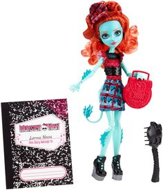 It's a big, scary world out there, and the Monster High ghouls are ready to grab a hold with their claws! This Scare-Mester, they're participating in a Monster Exchange program that will bring some ne