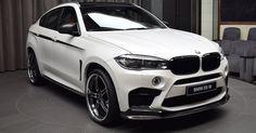 "M Performance, 3D Design, AC Schnitzer & Akrapovic Bits ""Voltron"" Into This BMW X6M #3D_Design #AC_Schnitzer"