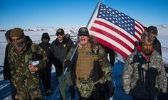 Standing Rock: US denies key permit for Dakota Access pipeline, a win for tribe. The army corps will undertake an environmental impact statement and look for alternative routes.