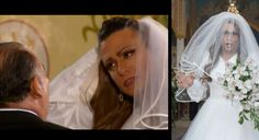 FOTOS: ¡Juan Carlos se quita la peluca de Eva!