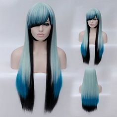 SHARE & Get it FREE | Fashion Charming Ombre Side Bang Long Straight Heat Resistant Synthetic Cosplay Wig For WomenFor Fashion Lovers only:80,000+ Items • New Arrivals Daily • FREE SHIPPING Affordable Casual to Chic for Every Occasion Join RoseGal: Get YOUR $50 NOW!