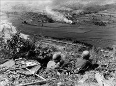 The Korean War: An Overview: First Shots to the Yalu River: June 25, 1950-October 1950