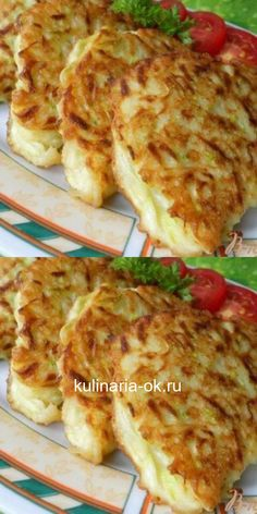 Jellied pie with cabbage. Very tasty, ele . - Jellied pie with cabbage. Very tasty, simple and fast, and most importantly without any troubles! Russian Recipes, Italian Recipes, Vegetarian Recipes, Cooking Recipes, Healthy Recipes, Ti Food, Easy Eat, Food Garnishes, How To Cook Steak