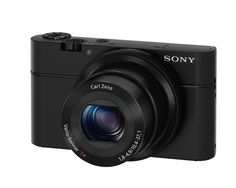 Sony Cyber-Shot DSC-RX100 large sensor digital compact camera (2012)