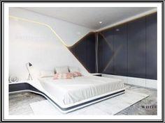 House Interior Design Bedroom Head Boards 52 Ideas For 2019 Bedroom False Ceiling Design, Luxury Bedroom Design, Master Bedroom Interior, Bedroom Furniture Design, Master Bedroom Design, Bedroom Ideas, Home Design, Home Interior Design, Design Design