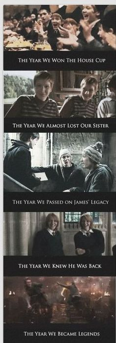 Fred and George<3