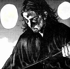 Martial Arts Manga, Vagabond Manga, Inoue Takehiko, Naruto Drawings, Musashi, Manga Anime, Samurai, Comics, Sick