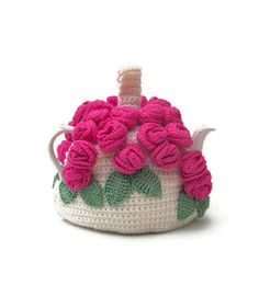 Sweetest Ever Cottage Chic Teapot Cosy.