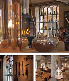 Micro Brewery interior design by Mikkel Sonne, via Behance