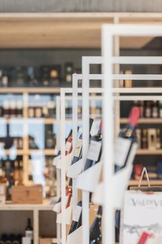 Experience and a clear concept are the basic conditions but practical aspects were also prioritised in the Kortrijk-based wine store. Photo Wall, Concept, Frame, Inspireren, Home Decor, Pictures, Picture Frame, Photograph, Decoration Home