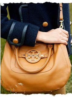 Tory Burch purse.