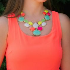 HandPicked: The Bold & Beautiful Necklace